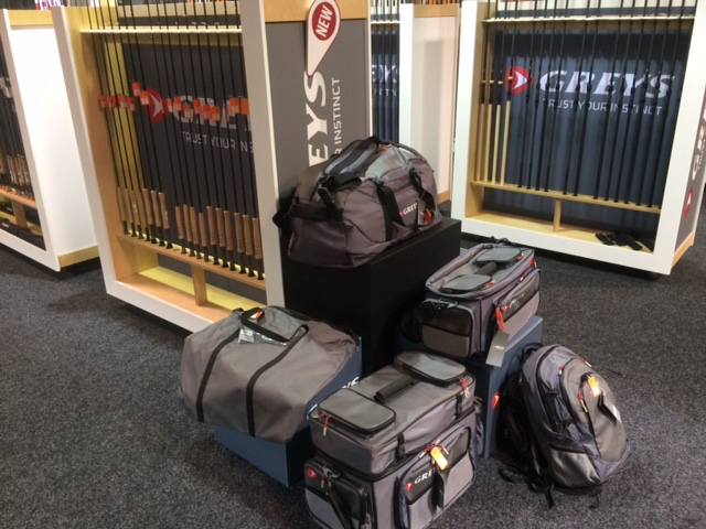 Greys new tackle bags