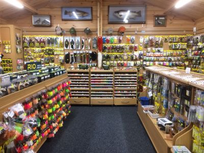 Tackle shop again - check here for full details.
