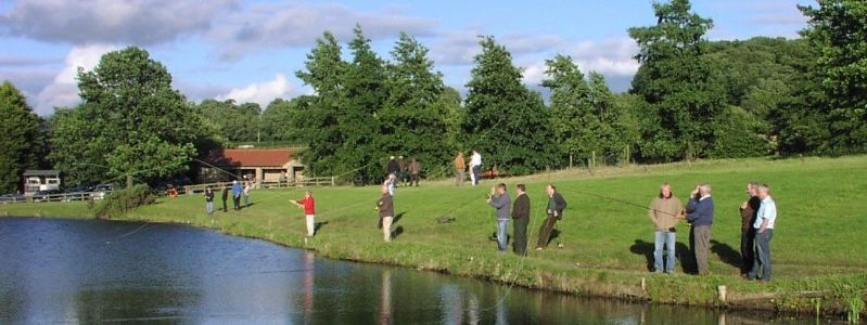 Try out Rods & Lines from Hardy, Vision, Greys, Rio & Shakespeare at Jubilee Lakes. April 9th