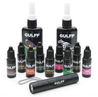 GULFF UV TORCH & RESINS