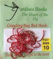 Trout Hooks - Charles Jardine
