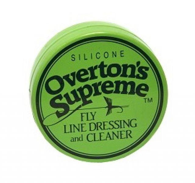 Overtons Supreme Line Dressing For Fly Lines