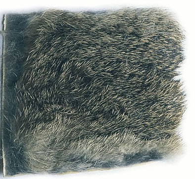 Rabbit Fur Piece - Veniard