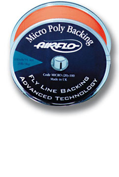Bvg Airflo Micron Poly Backing