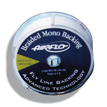 Bvg Airflo Braided Mono 30lb Backing