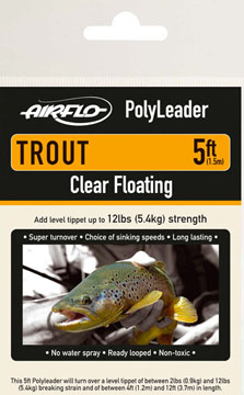 Airflo Trout Polyleaders