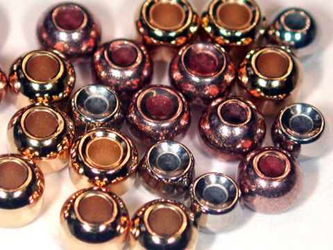 Tungsten Beads from Wapsi or Hareline
