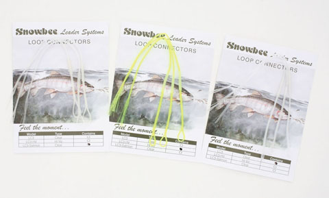 Snowbee Braided Loops - Trout or Salmon