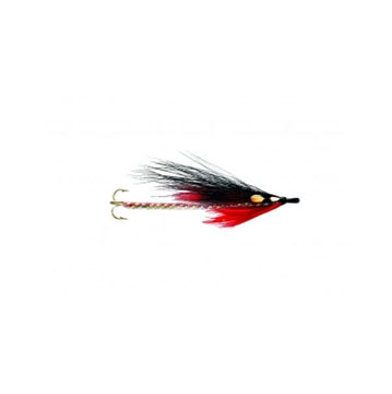Snake Fly Black & Red