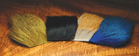 Deer Body Hair - Hareline/ Wapsi