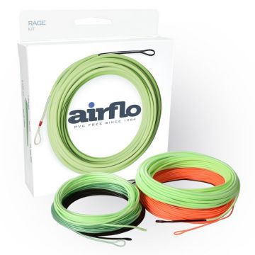 Airflo Rage Shooting Head Kits