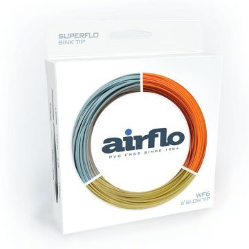 Airflo Superflo Mini Tip Fly Lines - 3ft Fast Tip or 3ft Anchor Tip