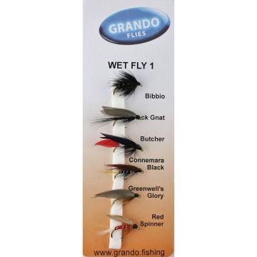 Dragon Wet Flies