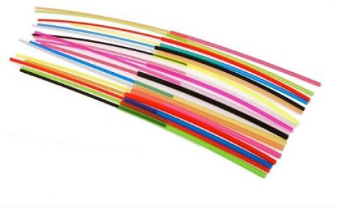 Eumer Coloured Plastic Tubing - see video
