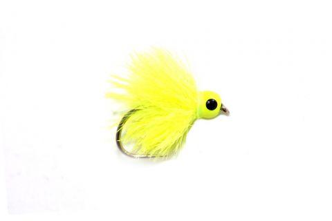 Fario Beadhead Blob Chartreuse #8