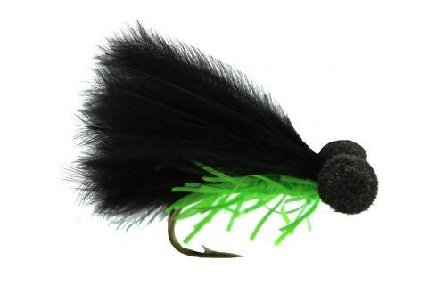 Fario Booby - Neon Black Cat Booby #10