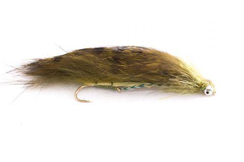 Fario Mini Snake - 5cm Olive