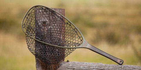 Fishpond Nomad Emerger Net - Brown Trout or River Armour