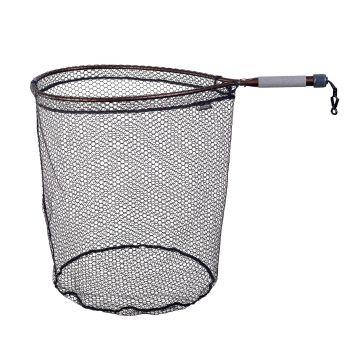 McLean Short Handle Weigh Net - Rubberised Mesh