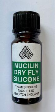 Mucilin Green Liquid Silicone Bottle & Brush