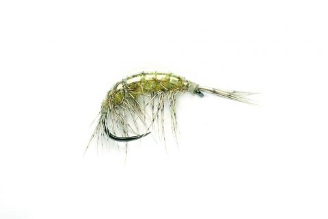 Oliver Edwards Freshwater Shrimp #16 - Barbless