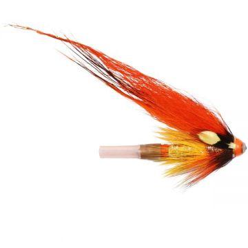 "Orange Flamethrower JC 1"" Copper Tube"