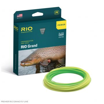 New Premier RIO Grand Flyline with Slickcast