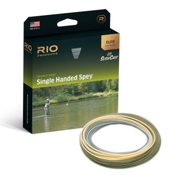 RIO Elite Single Hand 3D Spey Line
