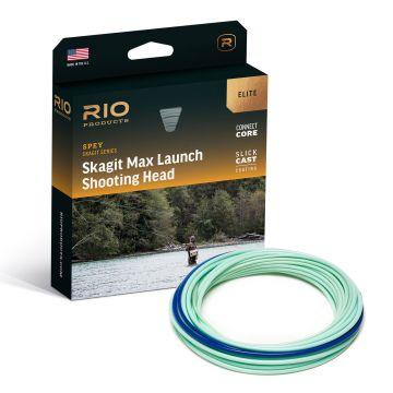 Rio Elite Skagit Max Launch Shooting Head - See Skagit Video & Chart