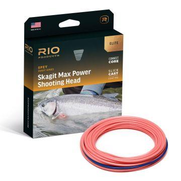 RIO Elite Skagit Max Power Shooting Head - See Skagit Video & Chart