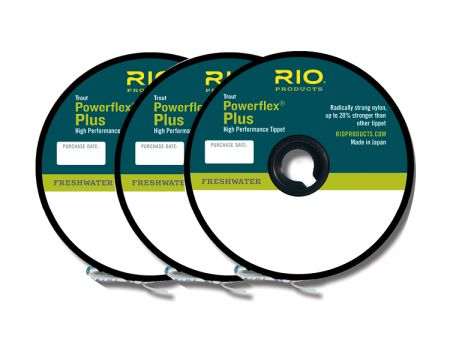 Rio Powerflex Plus - Singles or Triple Pack