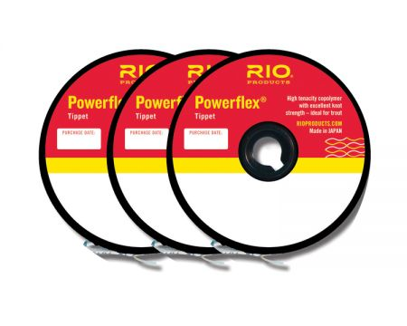 Rio Powerflex - Singles or Triple pack