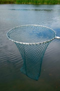 Sharpes Telescopic Handle Net - Belmont Round Head