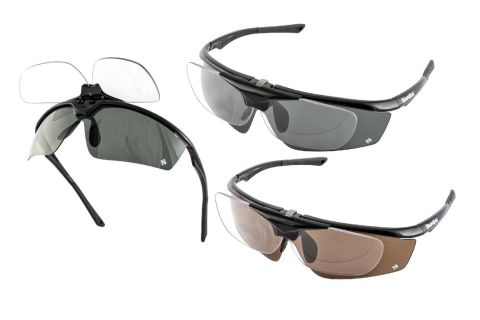 Snowbee Sports Polarised Magnifier Sunglasses