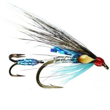 Squirrel & Blue Flying JC Treble #10