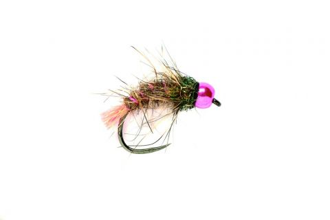 SR Grayling Special Barbless #16
