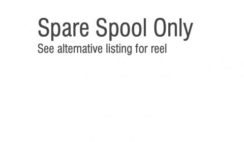 Vision Deep Salmon Spare Spool