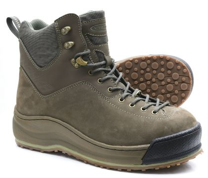 Vision Nahka Wading Boots - Michelin Sole