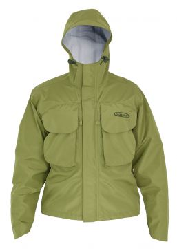 Vision Vector Forest Green Wading Jacket