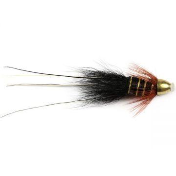 Black Francis Mini Crimp Conehead 8mm