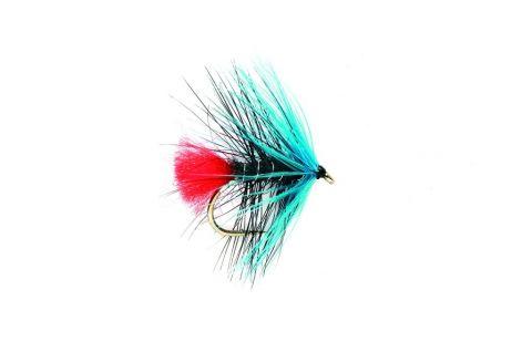 Wet Fly - Blue Zulu #12