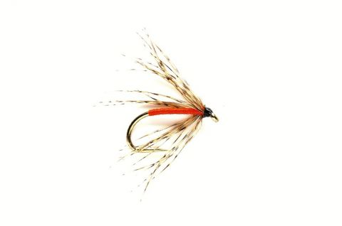 Wet Fly - Partridge & Orange #12