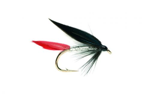 Wet Fly - Winged Butcher #8 & #12