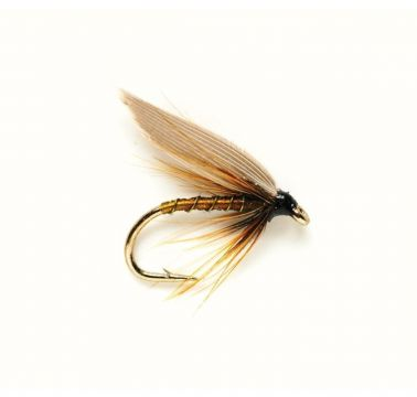 Wet Fly - Winged Greenwells Glory #12