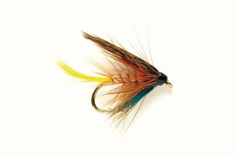 Wet Fly - Winged Silver Invicta #8 & #12