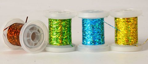 Holographic Tinsel