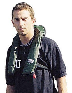 Wavehopper Collar Style Life Jacket
