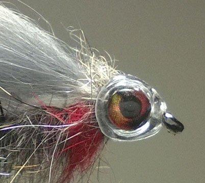Fish Skull Living Eyes 3mm