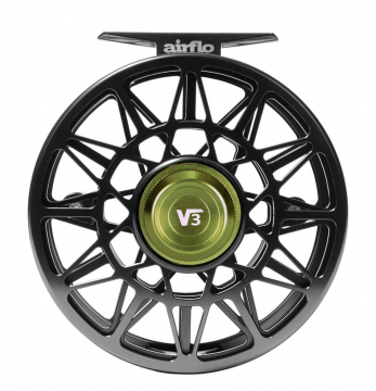 Airflo V3 Fly Reel with Free SuperDri Floating Fly Line