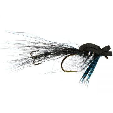 Blue Gurgler Flying Treble #6